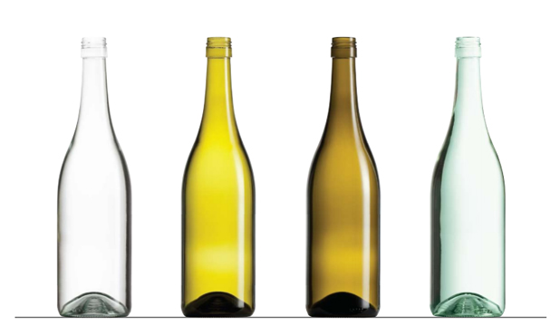 O - I wine bottle selection