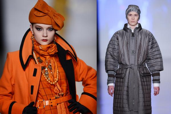 Moscow Fashion Week gets weird