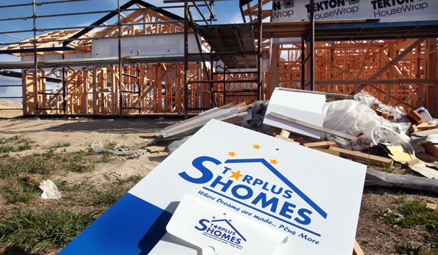 Starplus Homes is understood to have more than 50 sections and partially completed houses in Cambridge, Flagstaff and Rototuna, and dozens of projects in Auckland.