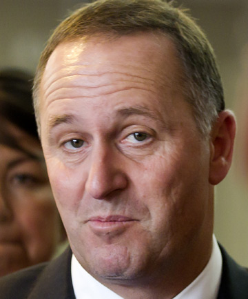 DID I SAY THAT? John Key answers questions about the GCSB saga.