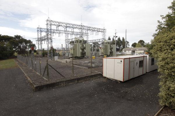 Transpower substation