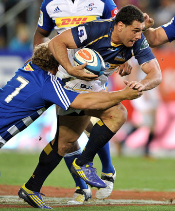 George Smith, Brumbies, Super Rugby