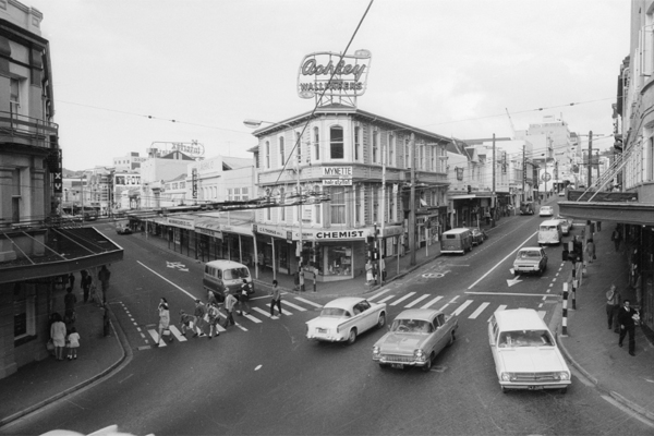 Manners St 1971