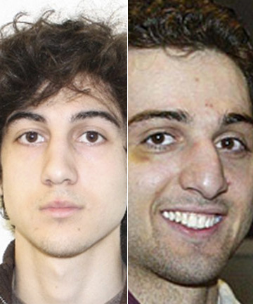Boston Bomb suspects Tsarnaev