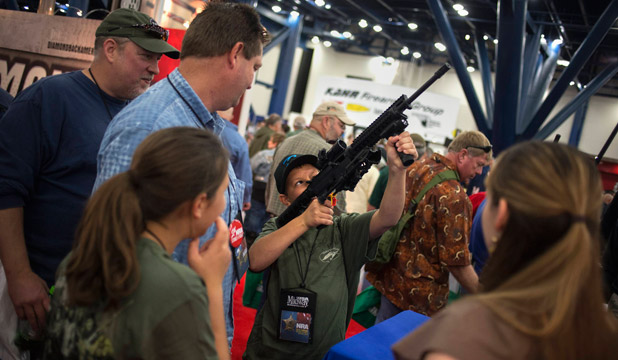 NRA show