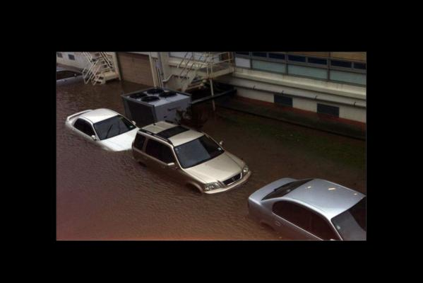 Wellington flooding