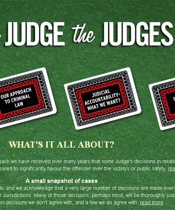 Judge the Judges