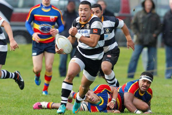 Wellington club rugby