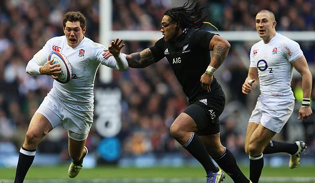 England vs All Blacks
