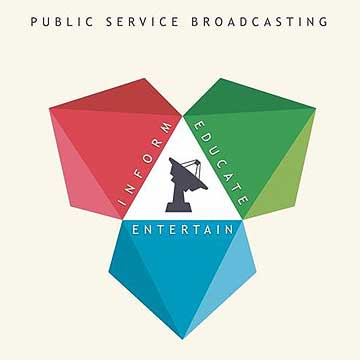 Inform Educate Entertain - Public Service Broadcasting
