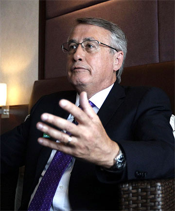 WAYNE SWAN: Said New Zealand had been through a recession, had lowe
