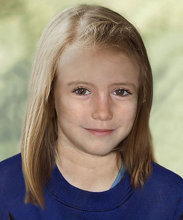 Madeleine McCann,  is seen how she may have looked age nearly nine in this computer-generated handout released last year.