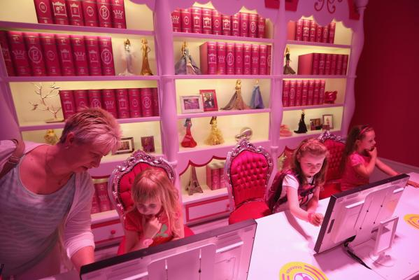 Barbie dreamhouse 2