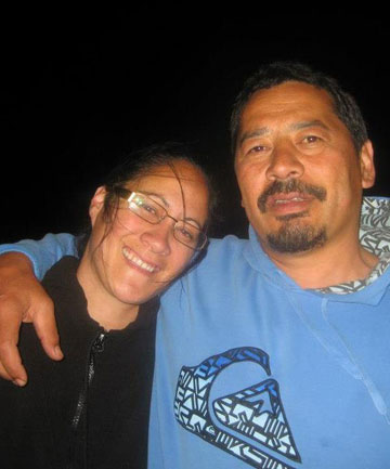 TRAGEDY: Ivan Maheno was killed near Kaitaia while Carmen Maheno, his wife, died later in hospital.