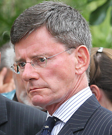 Minister for Treaty Negotiations Chris Finlayson