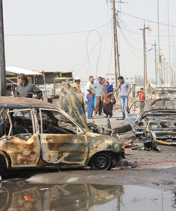Iraq bombings kill 70