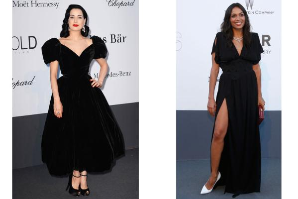 Best & worst dressed: Amfar at Cannes