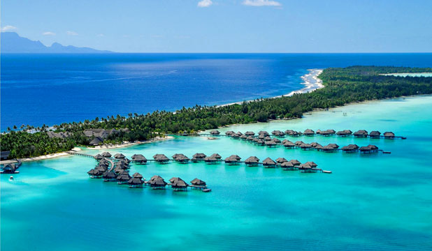 Bora Bora, Intercontinental Bora Bora Resort & Thalasso Spa