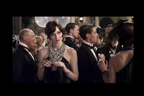Great Gatsby: Beauty