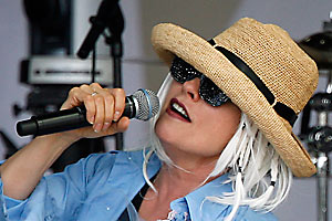 Debbie Harry at Waipara