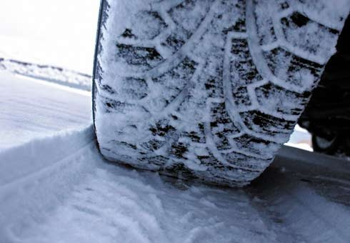 Winter driving tips.