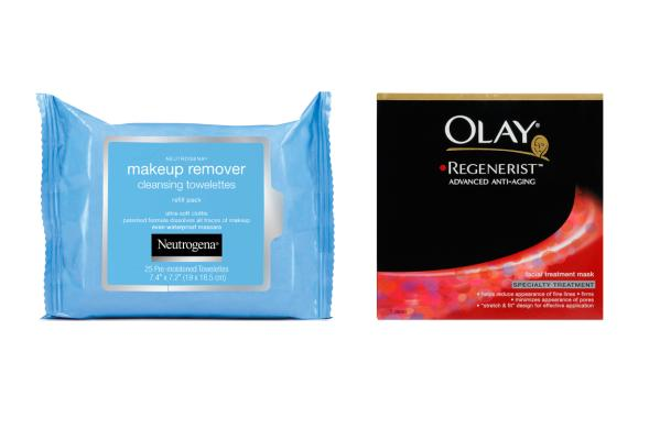 beauty travel masks etc