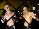 SPORT: Local MMA pair impress