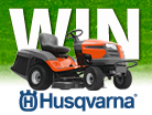 Win $12,000 worth of Husqvarna gear!