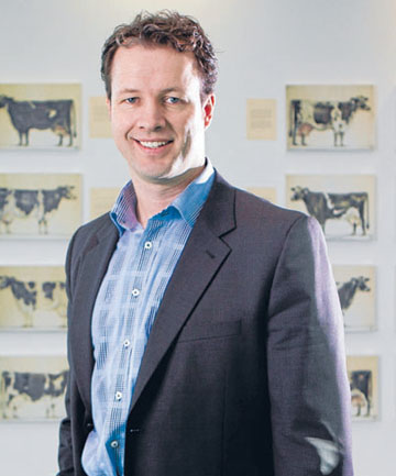 DairyNZ chief executive Tim Mackle