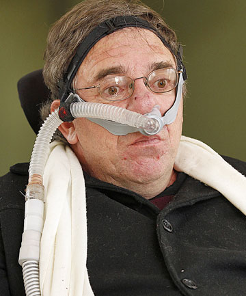 Neil Ladyman and motor neurone disease