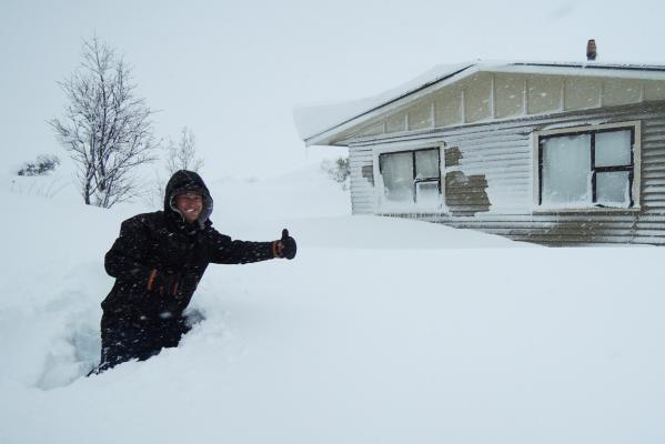 south canterbury snow