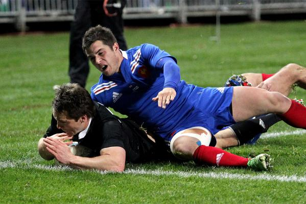 All Blacks vs Franc