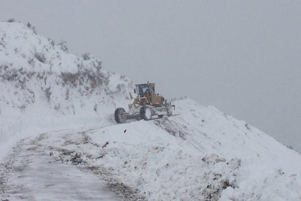 Snow dump at Mt Hutt, June