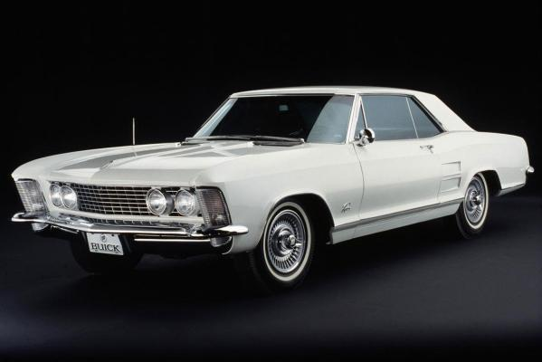 Buick's 110th anniversary coincides with the 1963 Riviera's 50th. It's considered by many as one of the most beautiful car desig