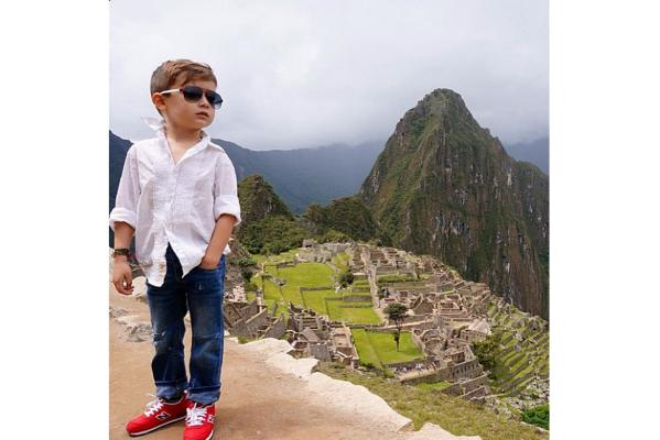 Alonso Mateo: The world's cutest style blogger