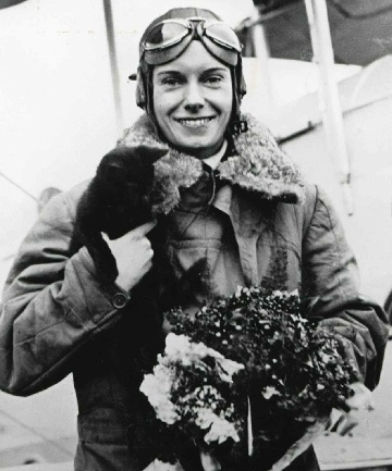 Jean Batten Biography - New Zealand Aviator
