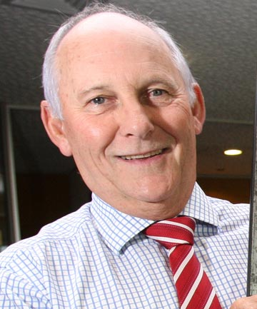 SBS Bank chief executive Ross Smith