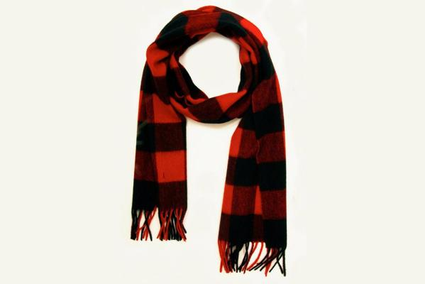 Friday Fashion Fix: Scarf It