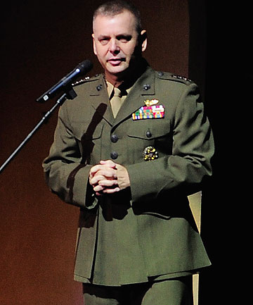 Retired Marine General James 'Hoss' Cartwright