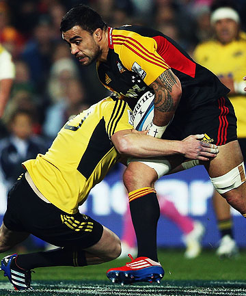 Liam Messam, Beauden Barrett