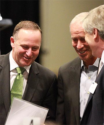 JOHN KEY: ''A new harbour crossing is likely to be needed between 2025 and 2030