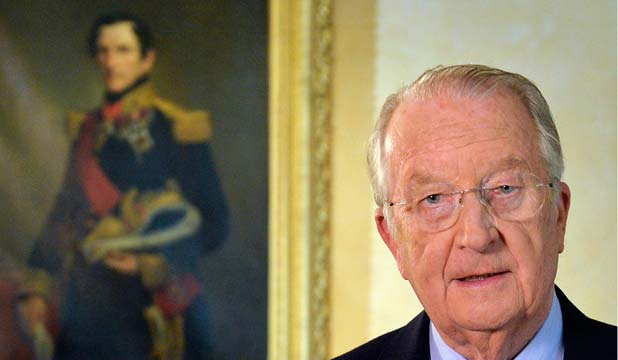 King Albert II of Belgium