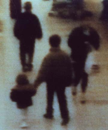 James Bulger CCTV footage