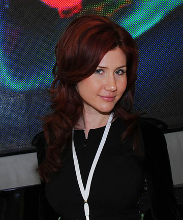 A file photo of former Russian spy Anna Chapman.