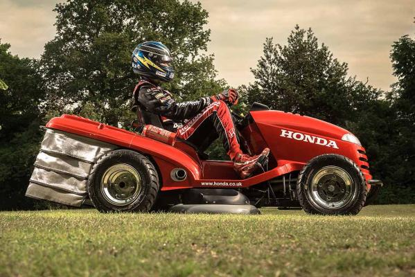 The ''Mean Mower