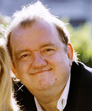 British comedia Mel Smith who has passed away aged 60.