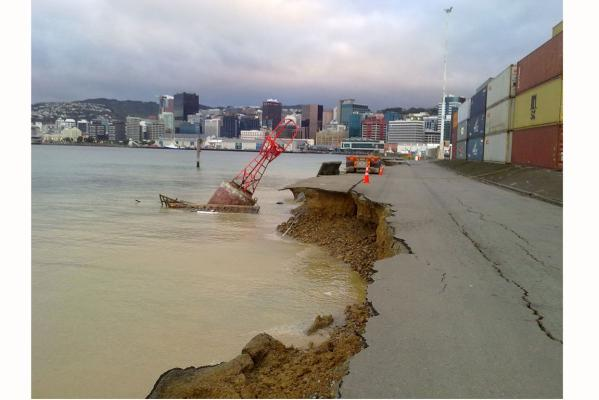 Wellington quake defcon
