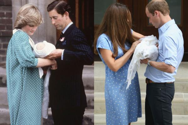 Kate Middleton's Diana Tribute