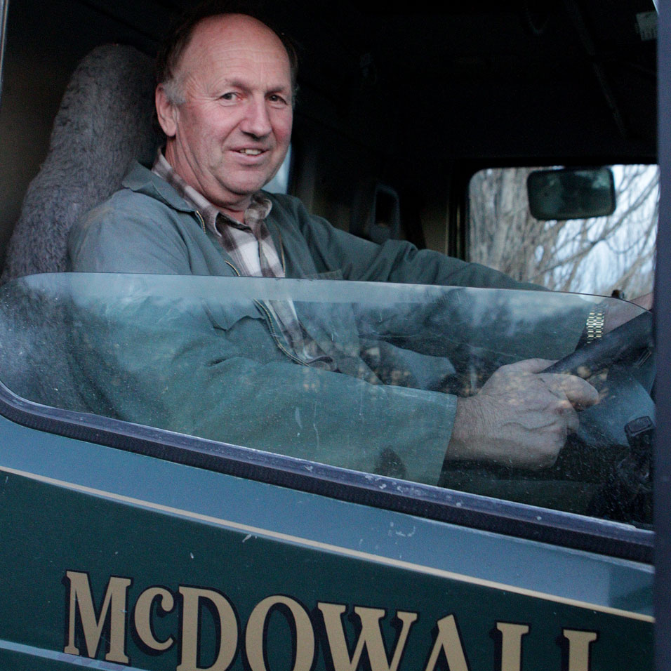 Gordon McDowall