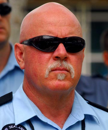 Constable Deane O'Connor
